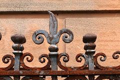Rust and Flourishes