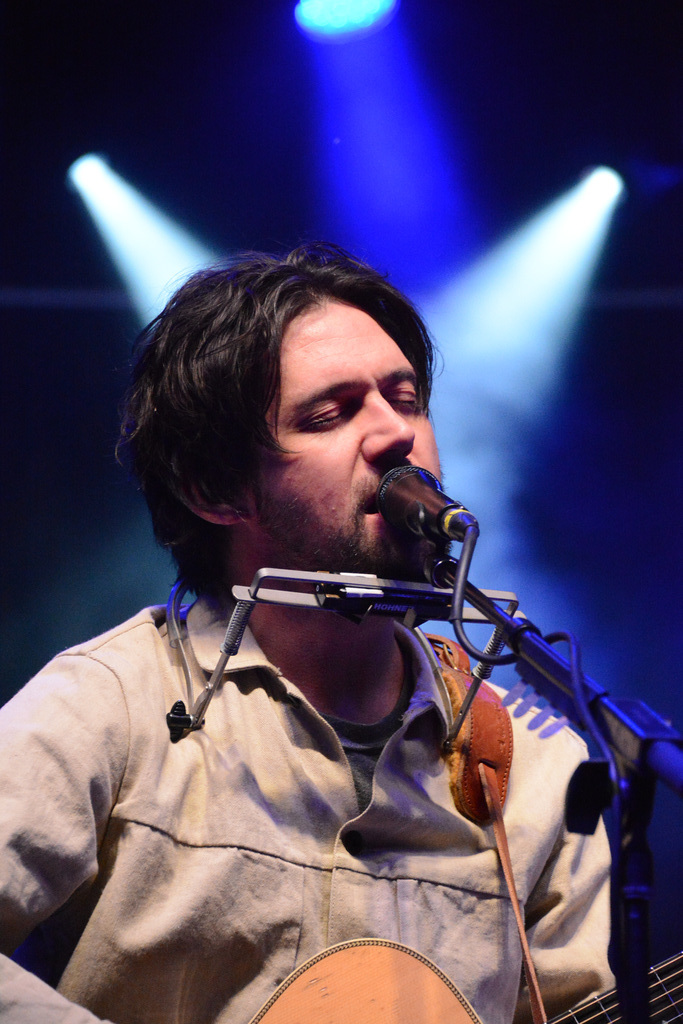 Conor Oberst on the Main Stage