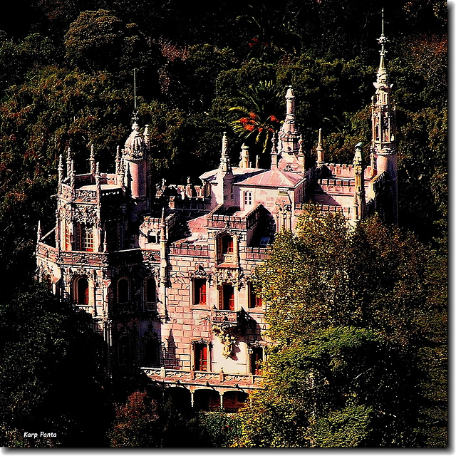 Quinta da Regaleira - Sintra - Lisboa