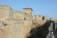 Крепость Аккерман, Восточная стена