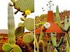 Jardín de cactus. ©UdoSm