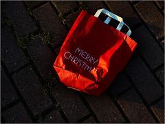 paper bag ... ♫ ♪ ♪ ♫
