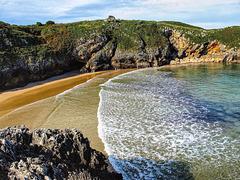 Playa Tallada. Llanes. Asturias.