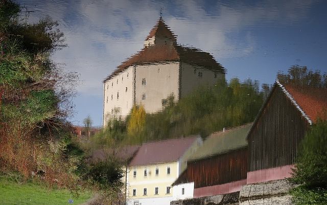 Trausnitz im Tal