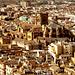 Vue sur Granada