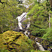 Water Falls at Letterewe May 2004