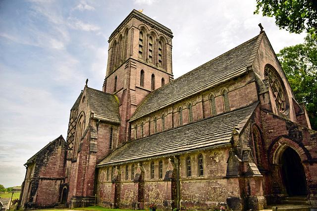 Kingston Church - Dorset