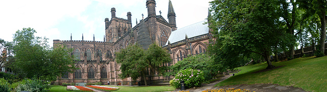 Cathedral Panorama