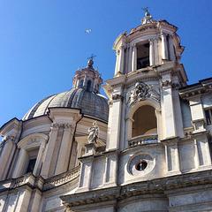 Sant'Agnese.