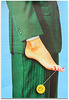 CATTELAN & FERRARI-Schlecht geschnittener Anzug