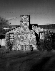 Lava house