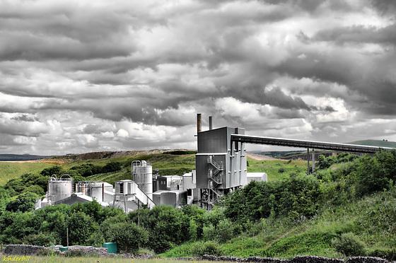 Buxton Quarry   /   July 2014