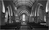 St Edmunds Interior Mono