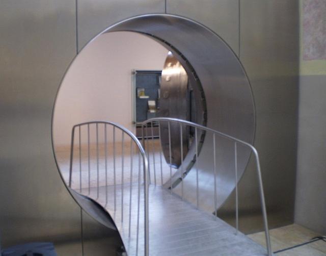 Entrance to exhibition.