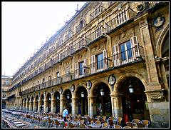 Salamanca: Plaza Mayor 2