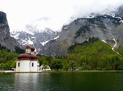 Berchtesgaden - St. Bartholomae