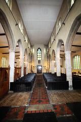 St Clement's Church, Bridge Street, Cambridge
