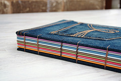 Blue Jeans Book - Detail