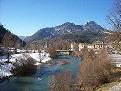 La rivero Verdon (Castellane)