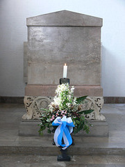 Sarkophag Ludwig I. von Bayern