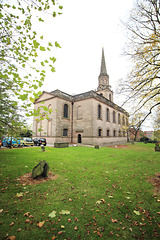 Saint John's Church, St John's Square, Wolverhampton, West Midlands