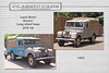 Land Rover 1955 LWB pick-up