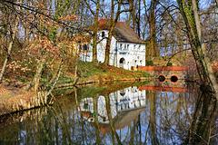 Mirow, Torhaus und Brücke