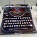 Leipzig 2015 – Grassi Museum für Angewandte Kunst – Continental typewriter