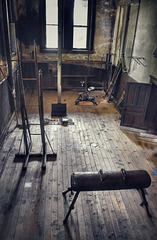 the vintage gym....