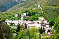 Castelsantangelo sul Nera -in Erinnerung-