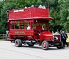 Beamish- Replica Daimler Bus