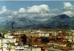 AL - Tirana - View from my hotel