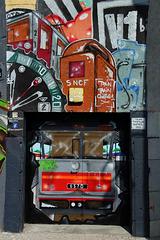Bonjour Anji , je te souhaite un bon W.E. ...ah oui j'allais oublier , artiste graffeur Train-Train QuoTidi1