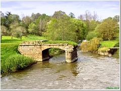 Half bridge over troubled water