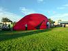 Hot-Air Balloon, Inflating