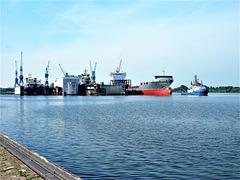 Bredo-Werft Bremerhaven