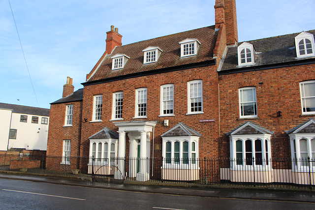 Rollestone House, West Street, Horncastle, Lincolnshire