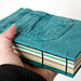 Teal Curderoy Jeans Book