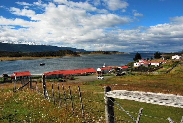 HFF from Tierra del Fuego