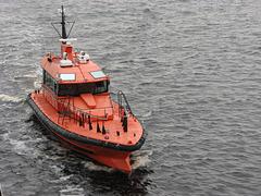 Dina_pilot_boat-roadstead_Riga