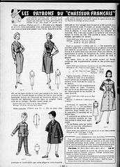 1960 beaux vêtements pour enfants