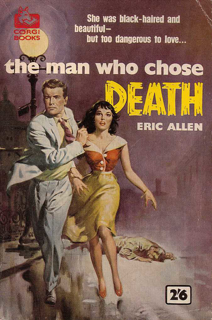 Eric Allen - The Man Who Chose Death