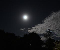 ...dernière lune dans le sud...