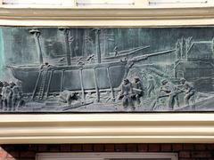 Relief am Memel Haus