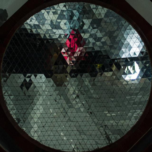 April 18: Self portrait in a 1000 mirrors