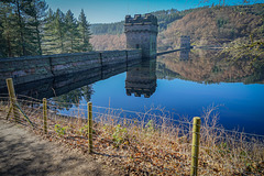 HFF to everyone.. from an almost full.. Derwent dam.