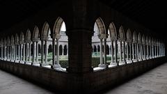 Abadia de Santa Maria d'Arles de Tec