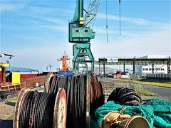 im Fischereihafen Bremerhaven