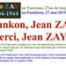 Jean Zay en Panteono / Jean-Zay au Panthéon Panteono