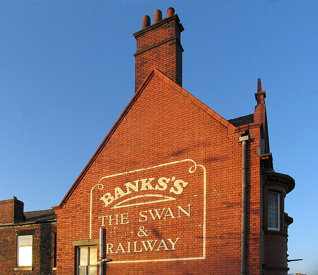 Swan and Railway